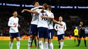 Tottenham Hotspur Premier League 300418