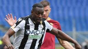 Okaka Roma Udinese Serie A