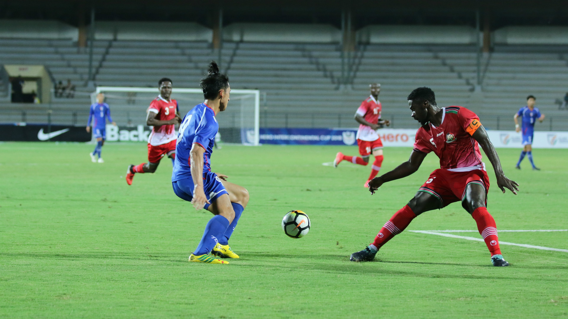 Chinese Taipei Kenya 2018 Intercontinental Cup