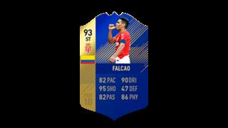 FIFA 18 Ligue 1 Team of the Season Falcao