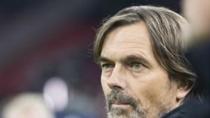 Phillip Cocu, Ajax - PSV, 10122017