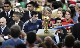 Messi Copa del Mundo 2014