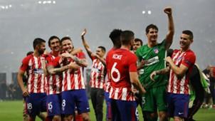Olympique Marseilles vs Atletico Madrid Europa League Final
