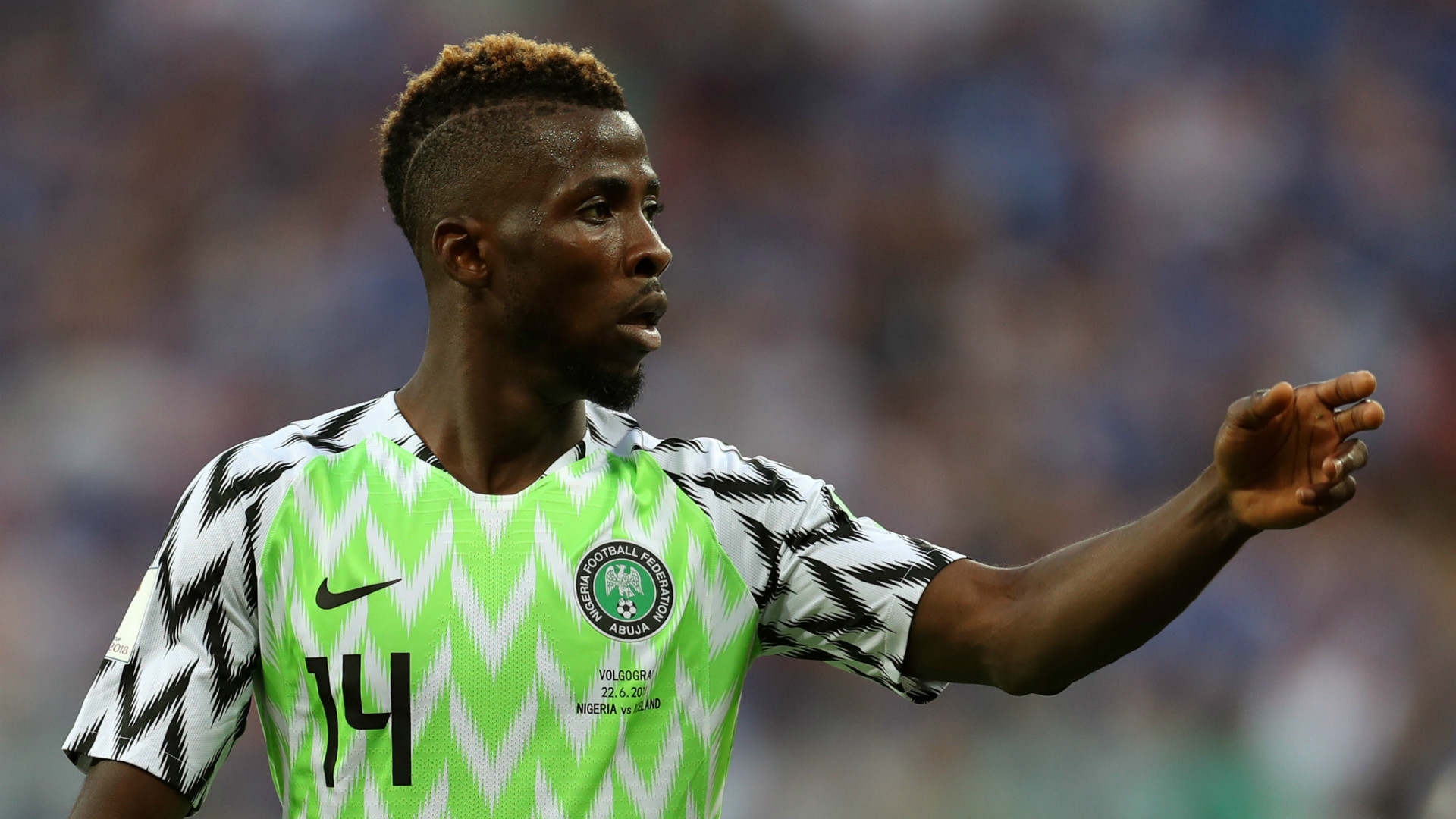 Image result for iheanacho