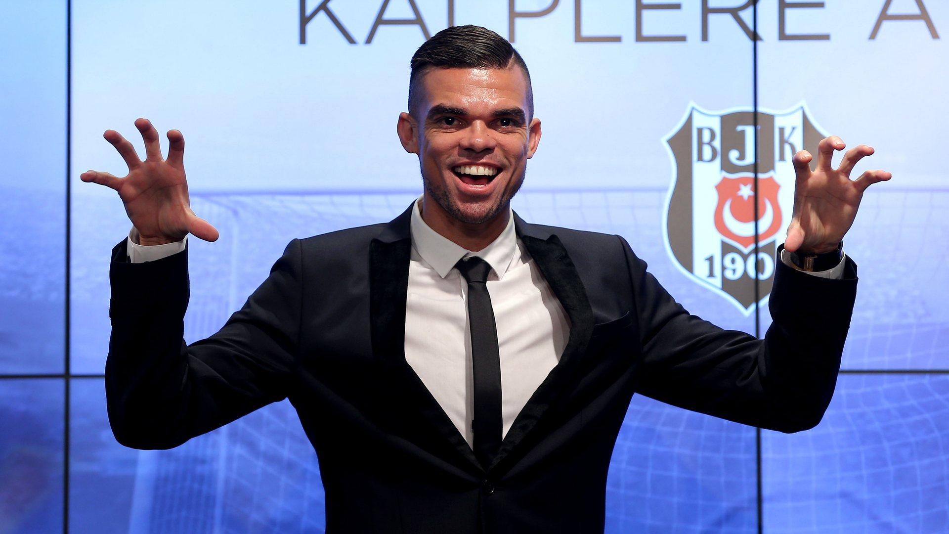 Pepe Besiktas