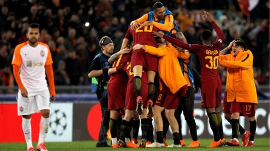 Roma-Shakhtar 1