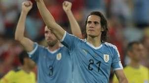 Cavani Uruguai Chile Copa América 25 06 2019