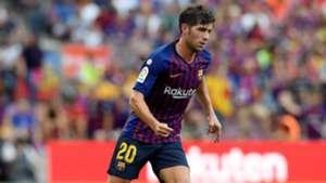 Sergi Roberto Barcelona Huesca LaLiga 02092018