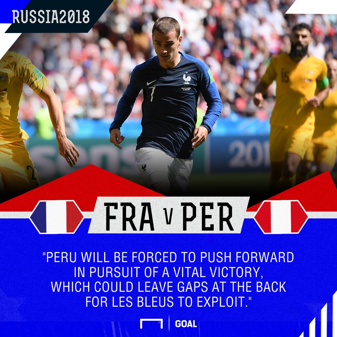 France Peru graphic