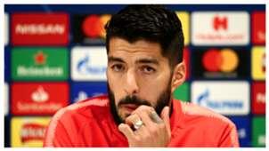 Luis Suarez Liverpool Barcelona Champions League
