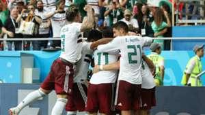 México Corea WC 2018