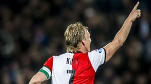 Dirk Kuyt, Feyenoord - Go Ahead Eagles, 05042017