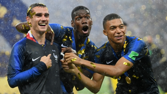 Mbappe hoping Ballon d'Or winner comes from France's World Cup heroes