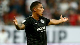 Carlos Salcedo Eintracht Frankfurt
