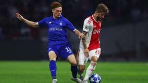Ajax - Dynamo