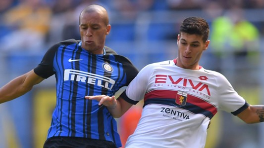 Miranda Inter Pietro Pellegri Genoa 240917