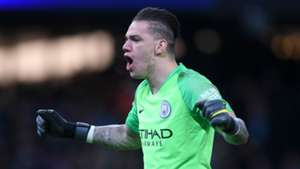 Ederson Manchester City 2018-19