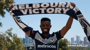Refugee, rejection and rise: The extraordinary story of Melbourne Victory's Elvis Kamsoba