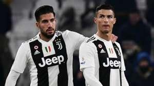 Emre Can Cristiano Ronaldo Juventus 2018-19