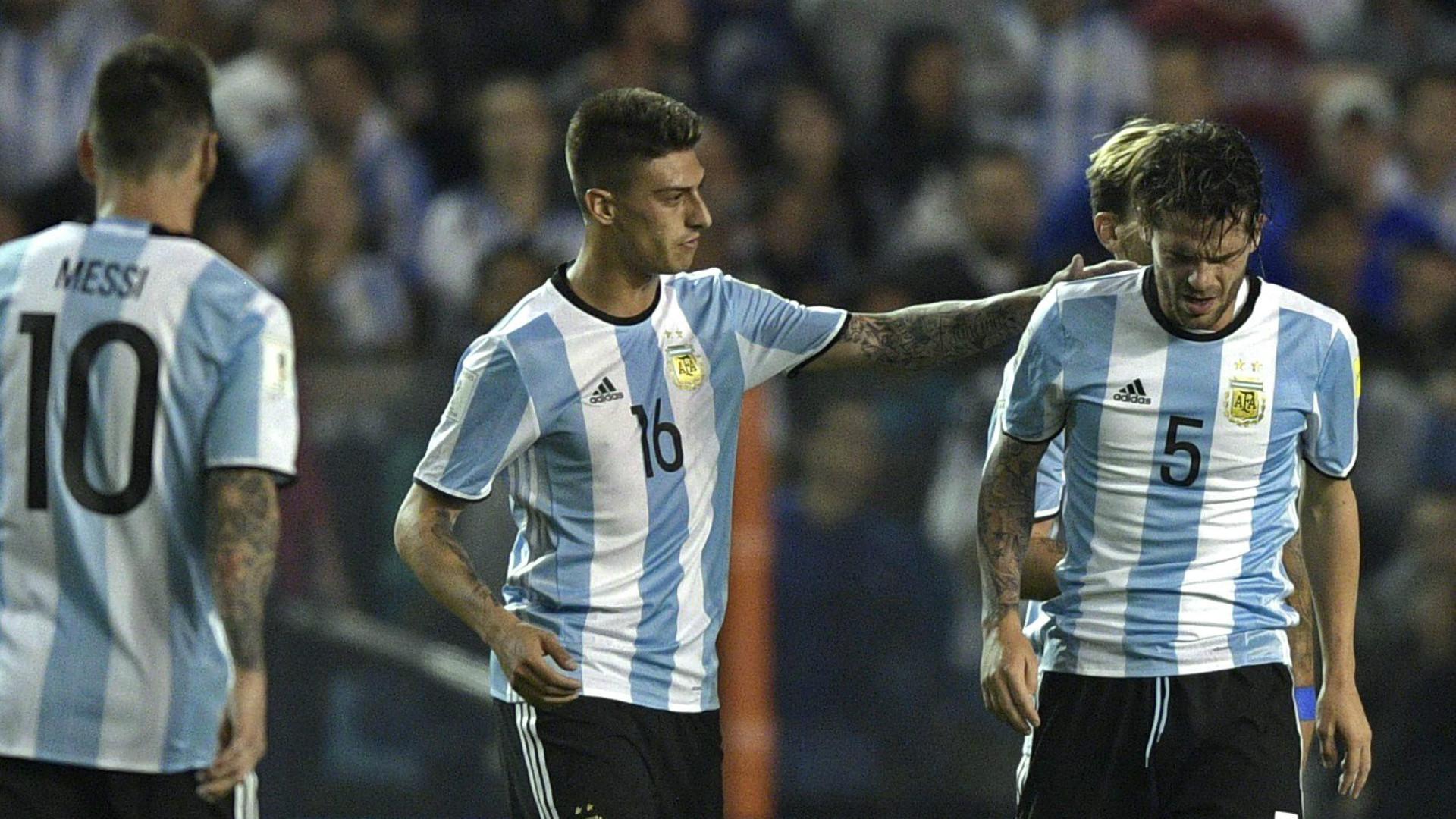 Fernando Gago Argentina Peru Eliminatorias Sudamericanas Fecha 17 5102017