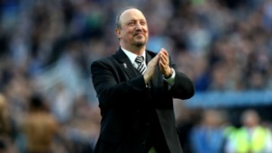 Rafael Benitez Newcastle