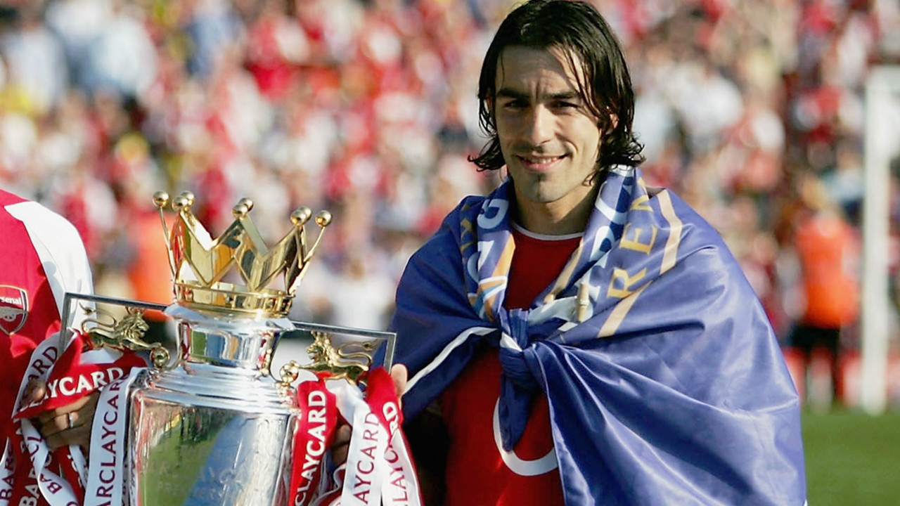 Robert Pires Arsenal 2004