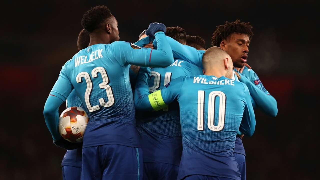 Arsenal Ostersunds Europa League