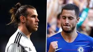 Gareth Bale, Eden Hazard