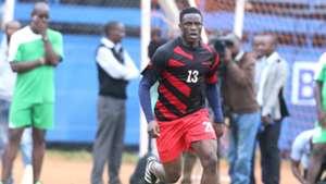 Harambee Stars captain Victor Wanyama.