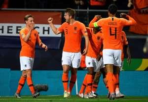 Netherlands De Ligt De Jong Van Dijk