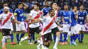 Cruzeiro River Copa Libertadores 3072019