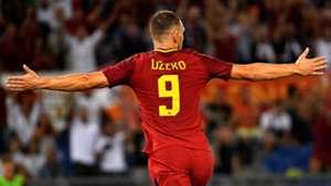 Dzeko Roma Inter