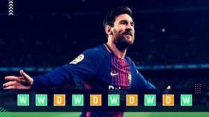 Barcelona Champions League power rankings