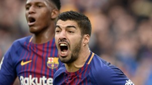 Luis Suarez Barcelona Getafe