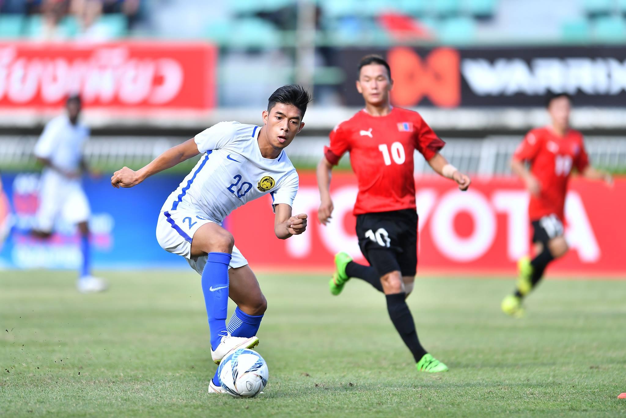Syafiq Ahmad, Malaysia U23