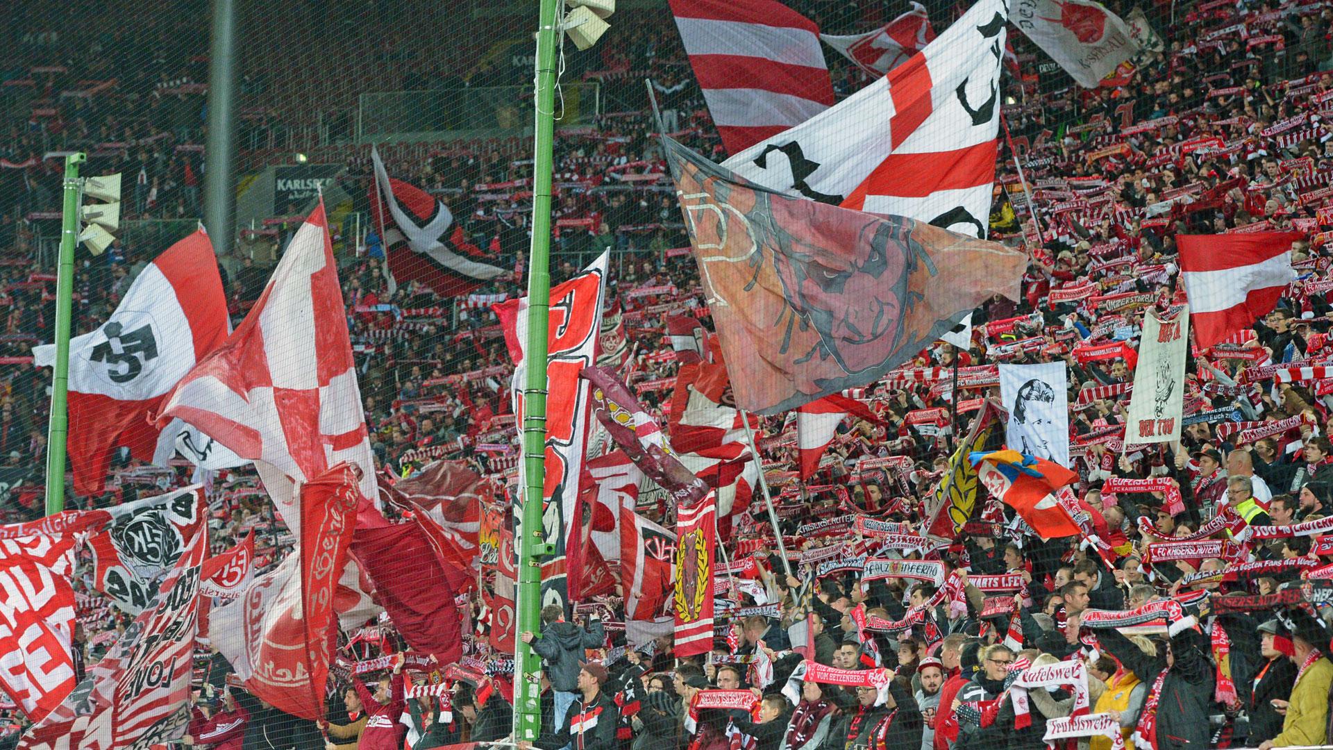 1. FC Kaiserslautern Fans