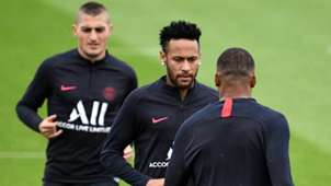 Neymar PSG training 2019
