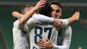 Inter Benevento Coppa Italia