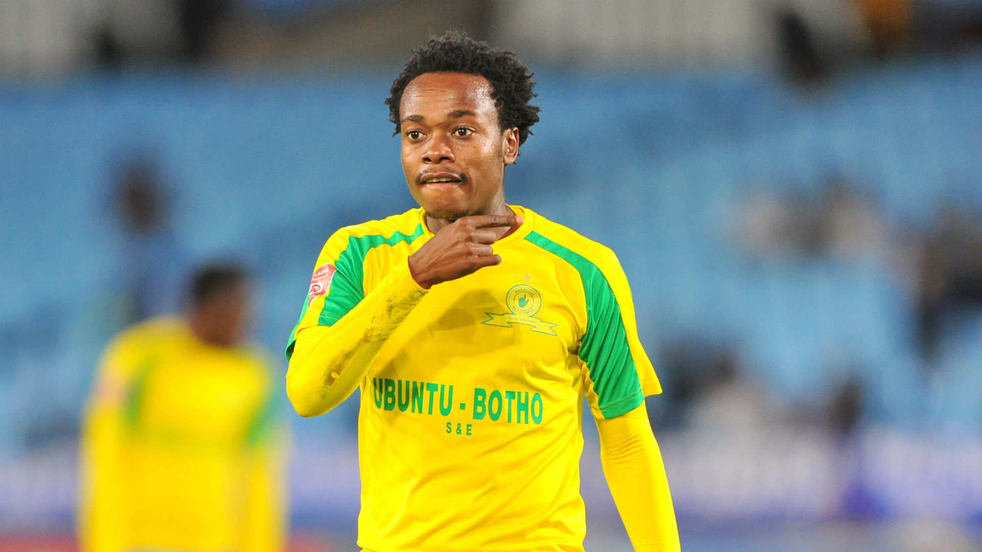 Percy Tau Sundowns 13 April 2017