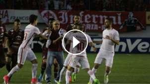 Video Dalessandro Pelea Inter Caxias