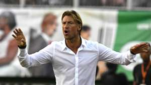 Morocco coach Herve Renard speaks on Atlas Lion's show at 2018 Fifa World Cup