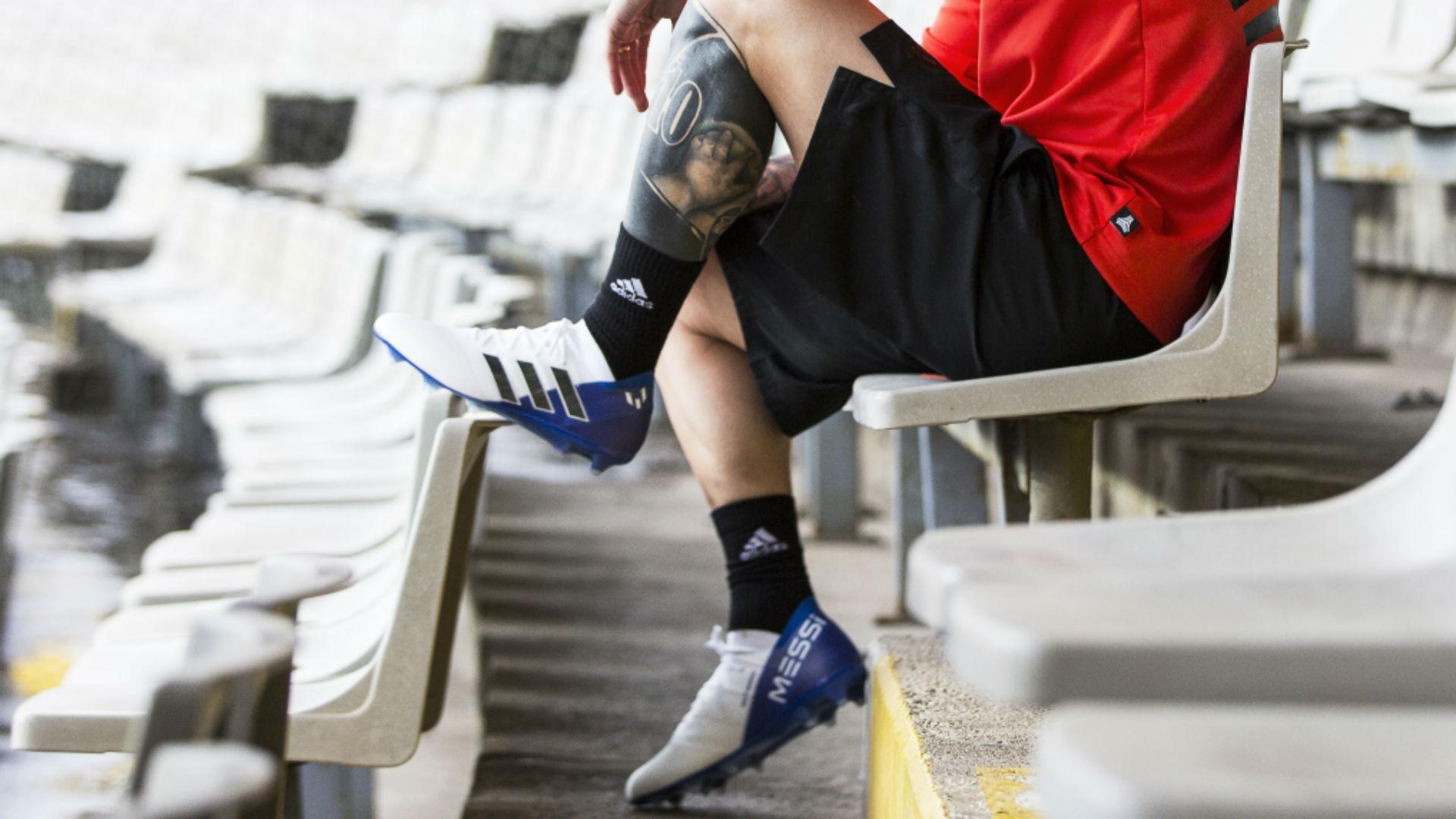 Lionel Messi botines adidas 260718