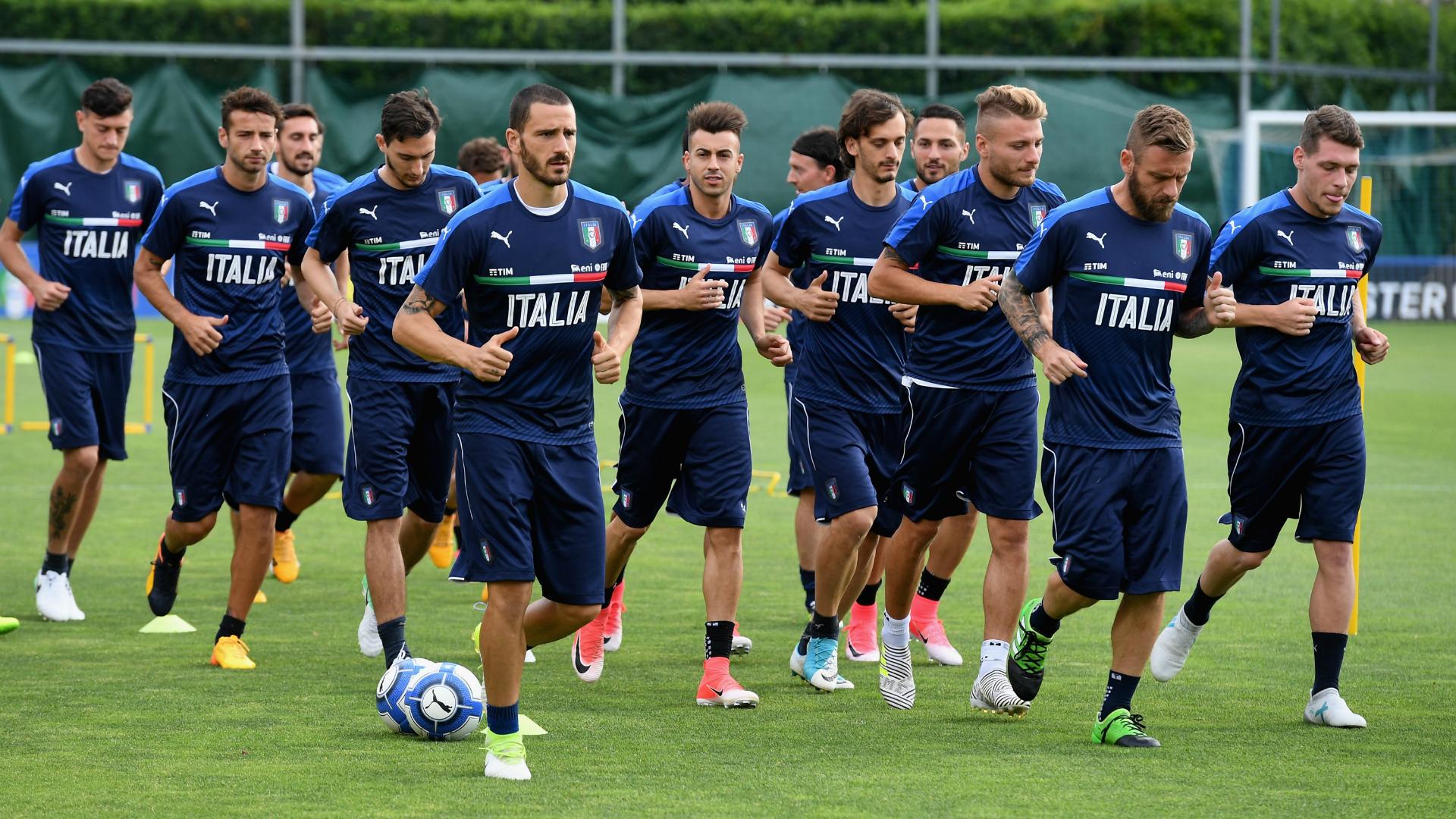 Amichevoli, Italia-Uruguay: vittoria azzurra a 2,20