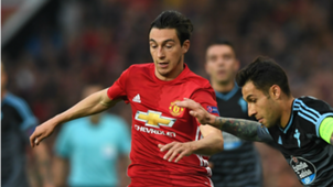 Matteo Darmian Manchester United Europa League 2016-17