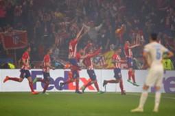 Olympique Marseille Atletico Madrid 05/16/18