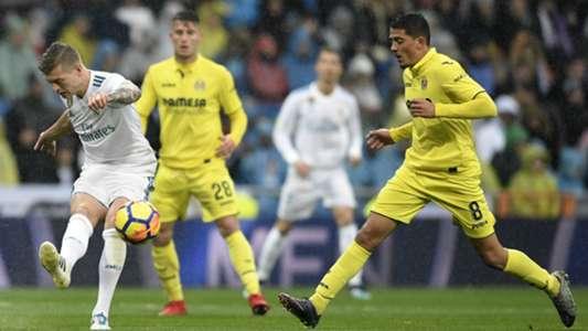 Toni Kroos Real Madrid Villarreal LaLiga