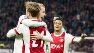 Donny van de Beek, Ajax, Eredivisie 11262017