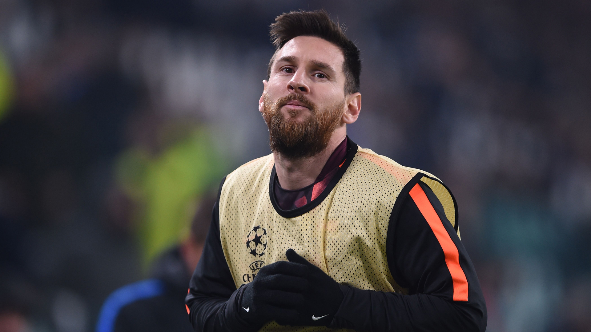 Lionel Messi Barcelona Juventus Chamopions League 11222017