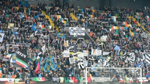 Tifosi Udinese Serie A