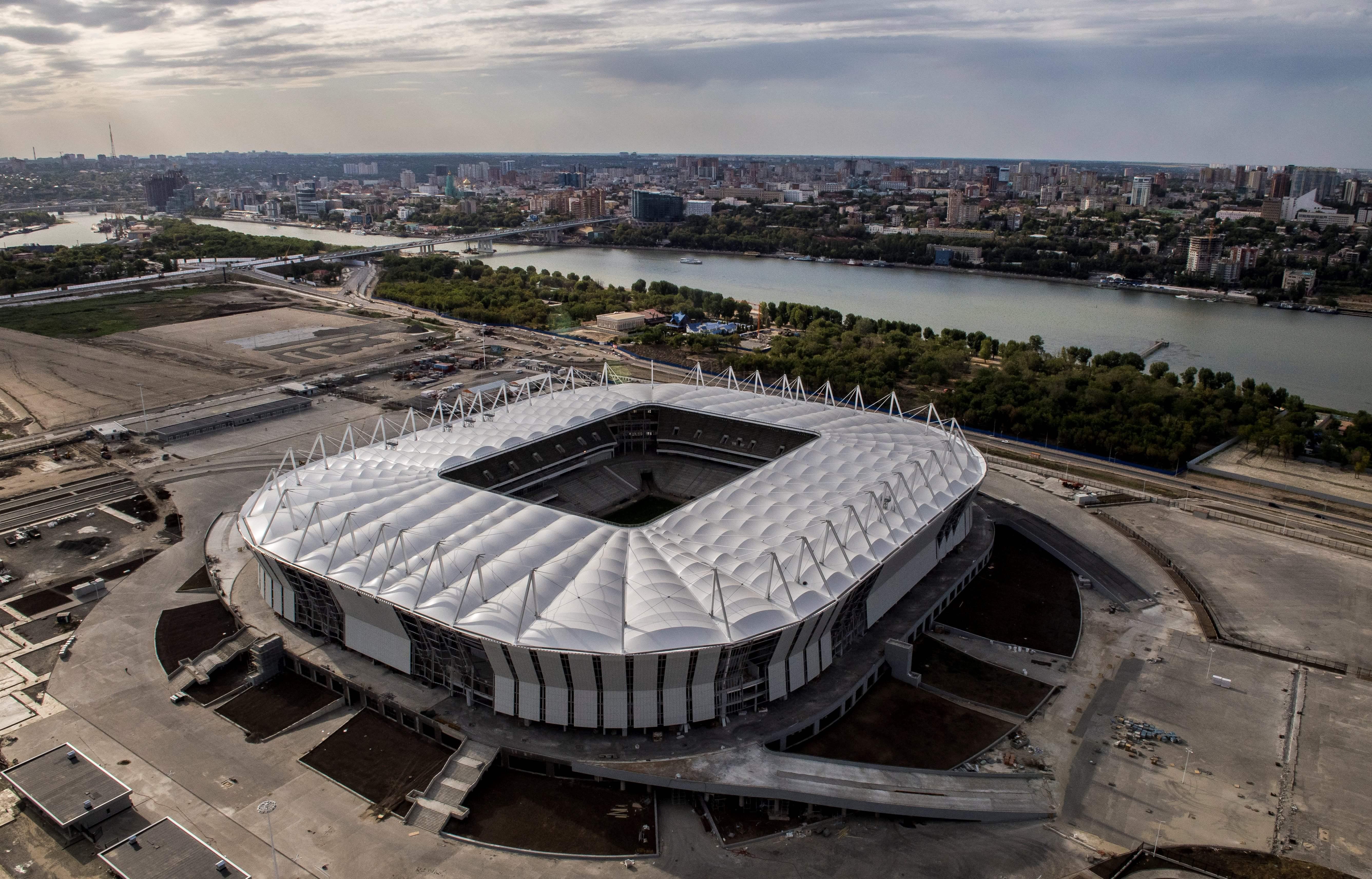 Grupos y duelos definidos para Copa del Mundo Rusia 2018